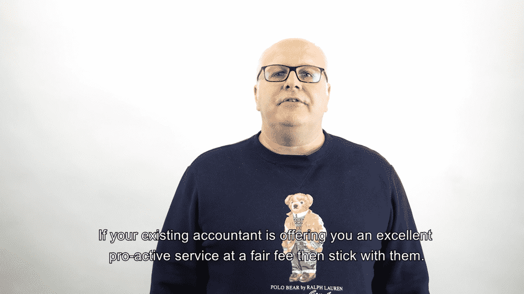 FAQ: How easy is it to change accountants and why should I change?