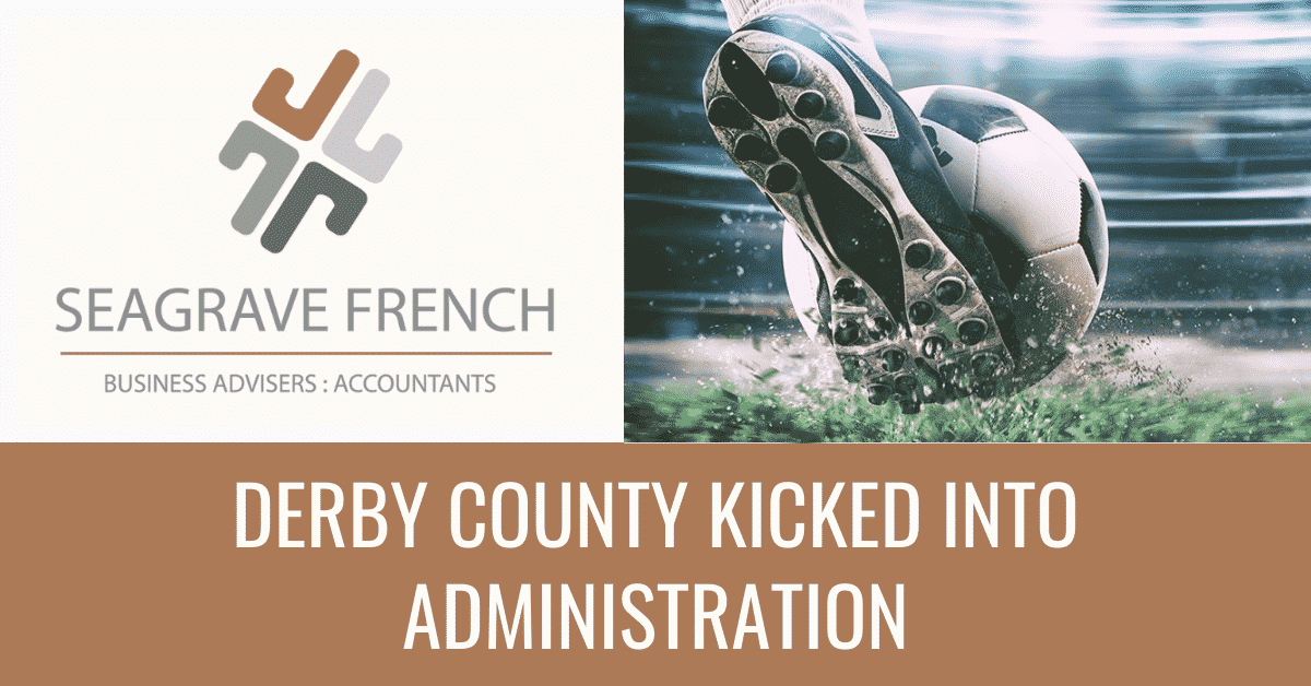 Featured Blog Image of Derby County Kicked Into Administration