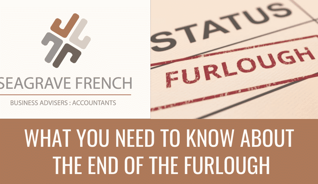 What you need to know about the end of the furlough